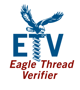 logo with image of eagle
