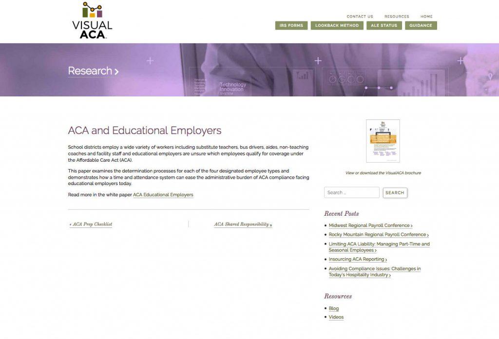 single resource page screenshot