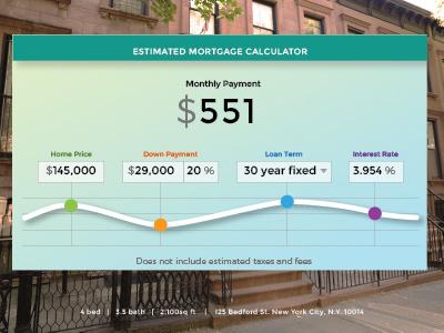 mortgage calculator image