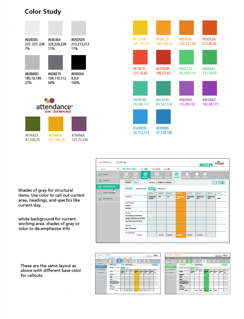 part of a pdf doc provided to developers, this one on color schemes